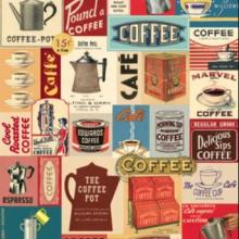 פוסטר/ נייר אריזה- קפה