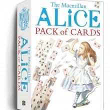 חפיסת קלפים אליס בארץ הפלאות