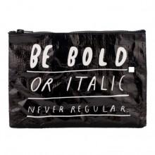 נרתיק דגם  Be Bold
