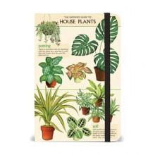 מחברת עציצי בית House Plants
