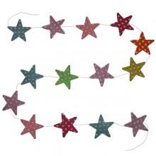 מובייל כוכבים מנוקדים צבעוניים
