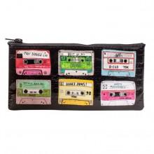 קלמר דגם קלטות רטרו  Mixtape